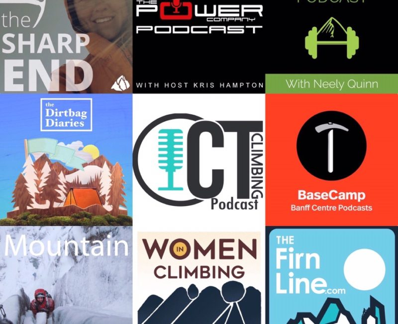 Best Climbing Podcasts - 15 of our Favorite - Adventure Protocol